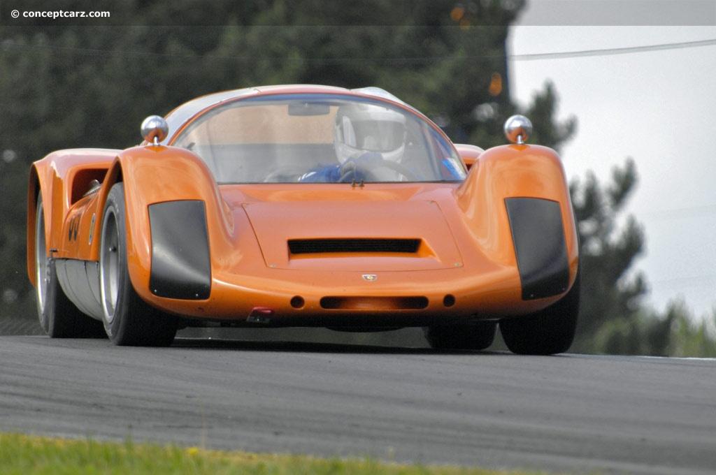 1966 Porsche 906E