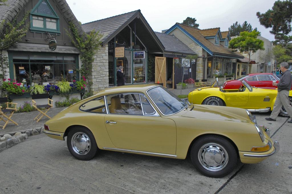 1966 Porsche 912 History Pictures Value Auction Sales
