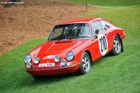1967 Porsche 911R image.