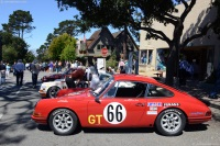 1967 Porsche 911.  Chassis number 308107
