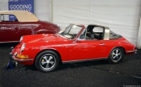 1967 Porsche 911S.  Chassis number 500190S