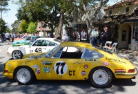 1967 Porsche 911S.  Chassis number 308 4725