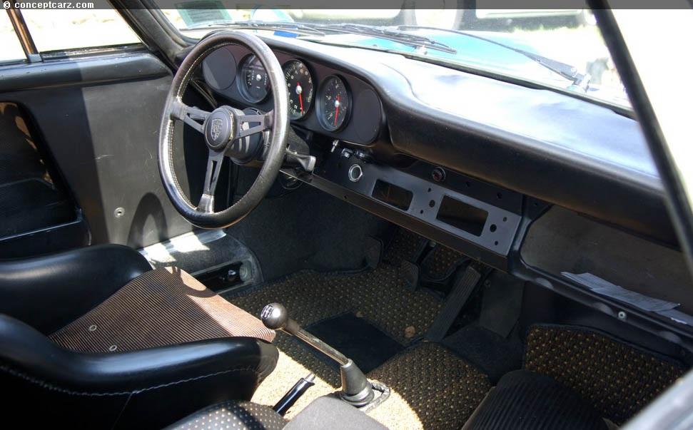 1967 Porsche 911r Image