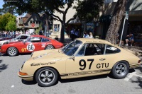 1967 Porsche 911S.  Chassis number 308299