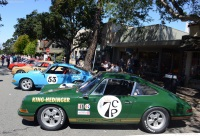 1967 Porsche 911S.  Chassis number 308505