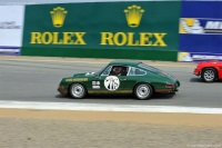 1967 Porsche 911S image.