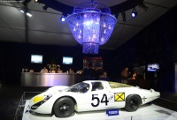 1968 Porsche 907.  Chassis number 907-005