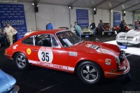 1968 Porsche 911.  Chassis number 11810514