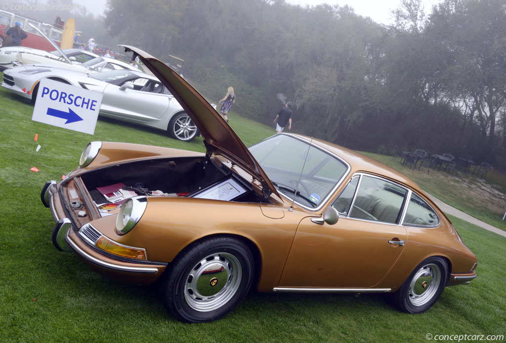 Auction Results and Sales Data for 1968 Porsche 912