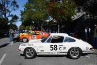 1968 Porsche 911.  Chassis number 11800208