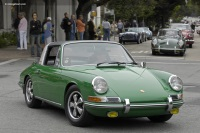 1968 Porsche 911.  Chassis number 11870314