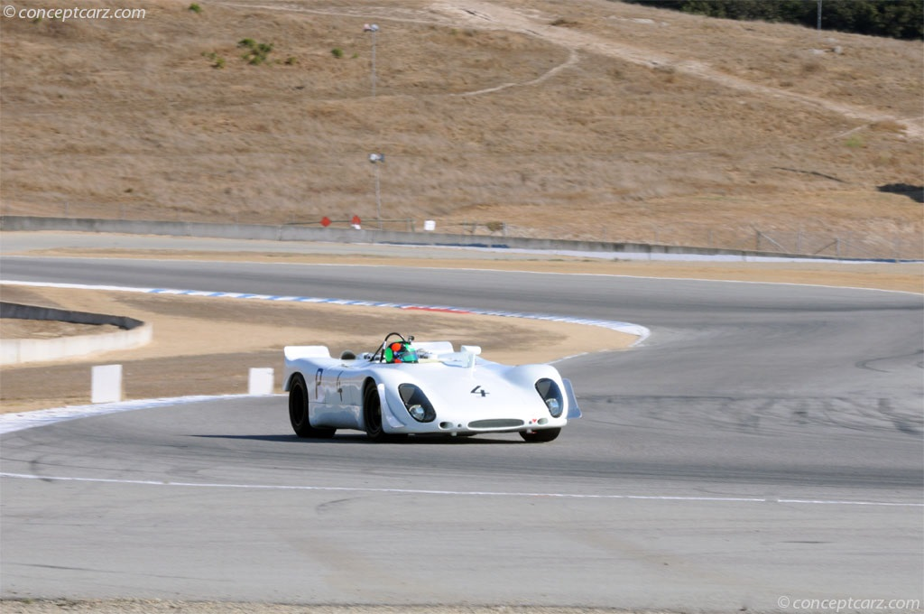 1969 Porsche 908