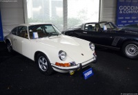 1969 Porsche 911.  Chassis number 119200650