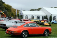 1969 Porsche 911S.  Chassis number 119300117