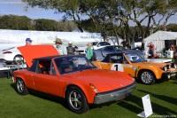 1969 Porsche 914/8 image.