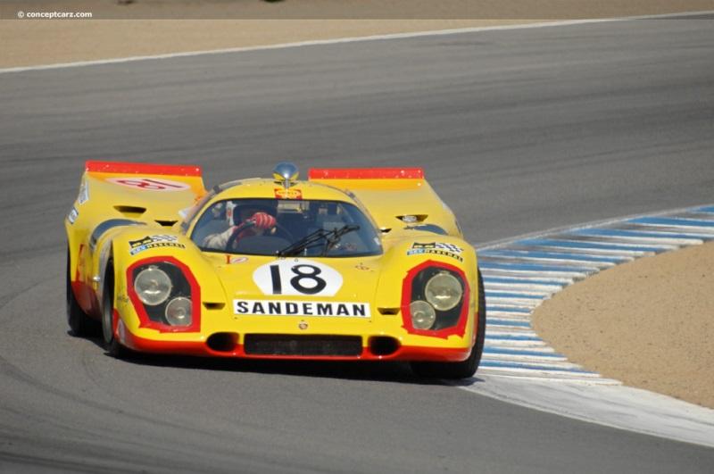 Chis 917-021. 1969 Porsche 917 K chis information on porsche christmas cards, porsche f1, porsche 917k, porsche lmp1,