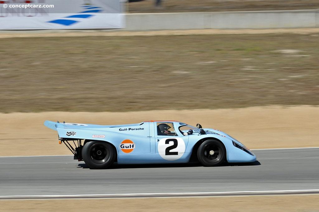 1969 Porsche 917 K