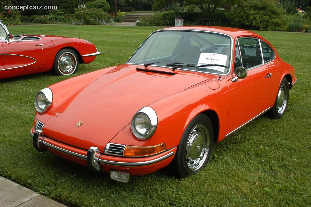Auction Results And Data For 1969 Porsche 912
