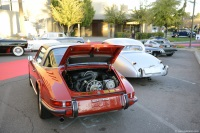 1970 Porsche 911E.  Chassis number 911 021 0715