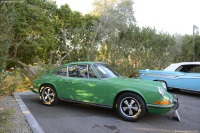 1970 Porsche 911E.  Chassis number 911 020 0496