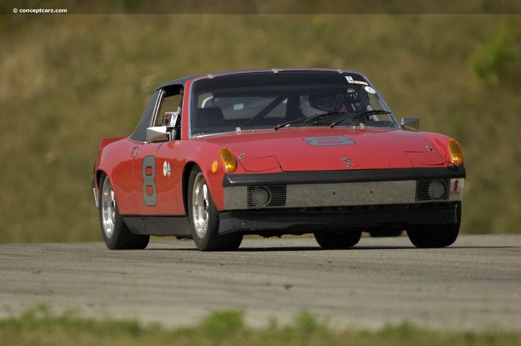 1970 Porsche 914/6