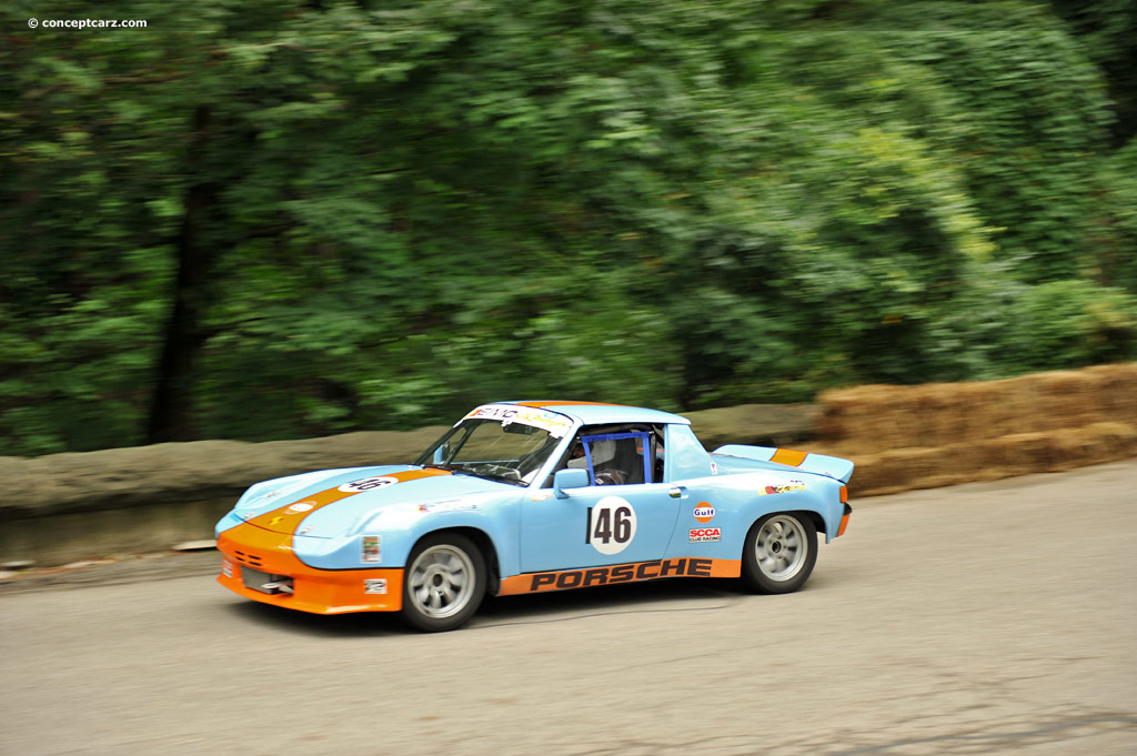 1970 Porsche 914 6 Image Photo 137 Of 619