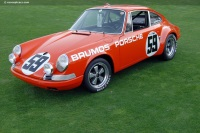 1970 Porsche 911S image.