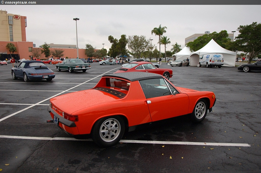 Auction Results And Sales Data For 1970 Porsche 914 4