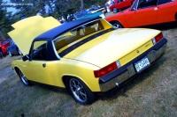 1970 Porsche 914/4
