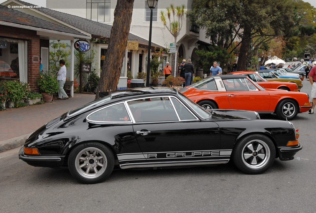 Auction Results And Data For 1970 Porsche 911s