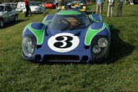 1970 Porsche 917.  Chassis number 917-043