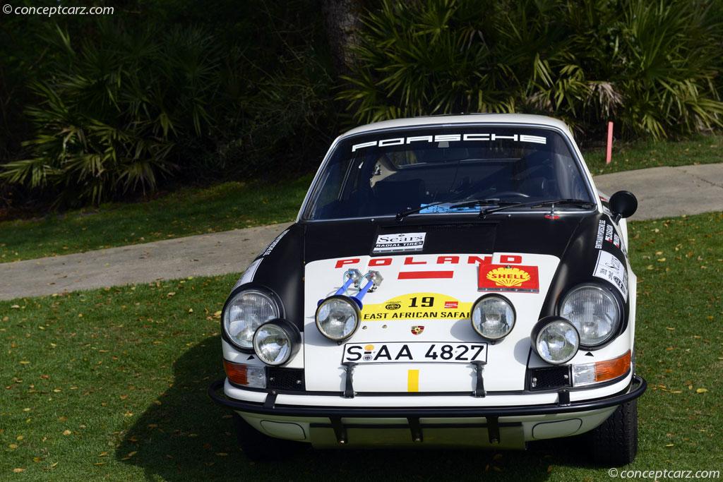 1971 Porsche 911 ST/GT