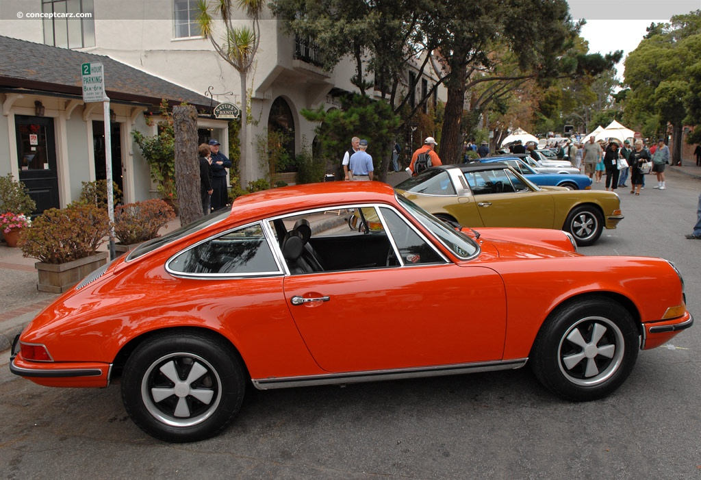 Auction Results and Sales Data for 1971 Porsche 911