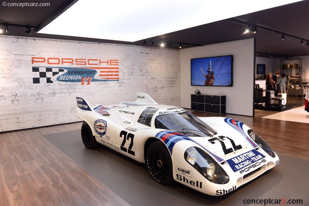 Porsche 917 For Sale >> Auction Results And Sales Data For 1971 Porsche 917k