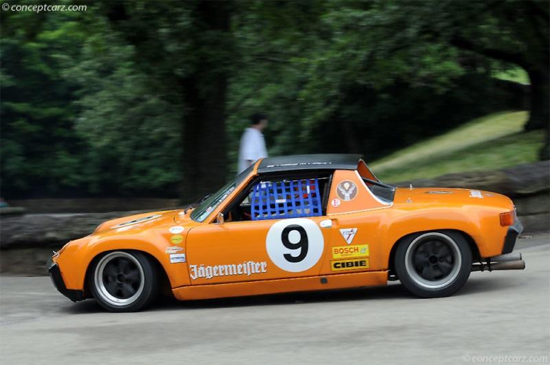 1971 Porsche 914/6