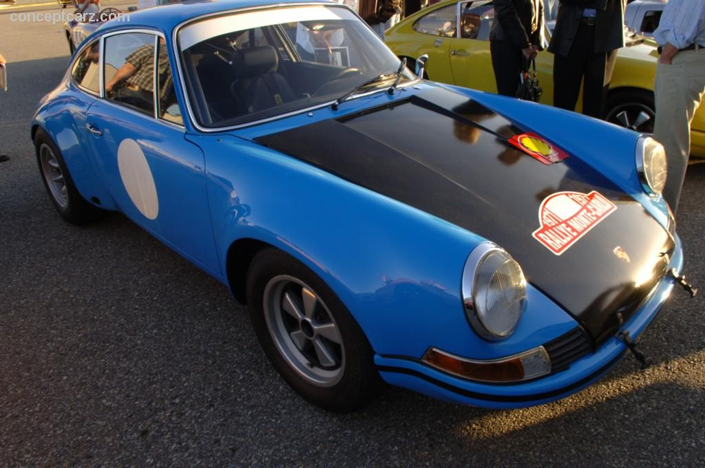 1971 Porsche 911 St Gt History Pictures Value Auction