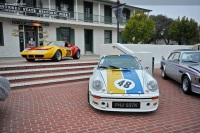 1972 Porsche 911 RSR image.