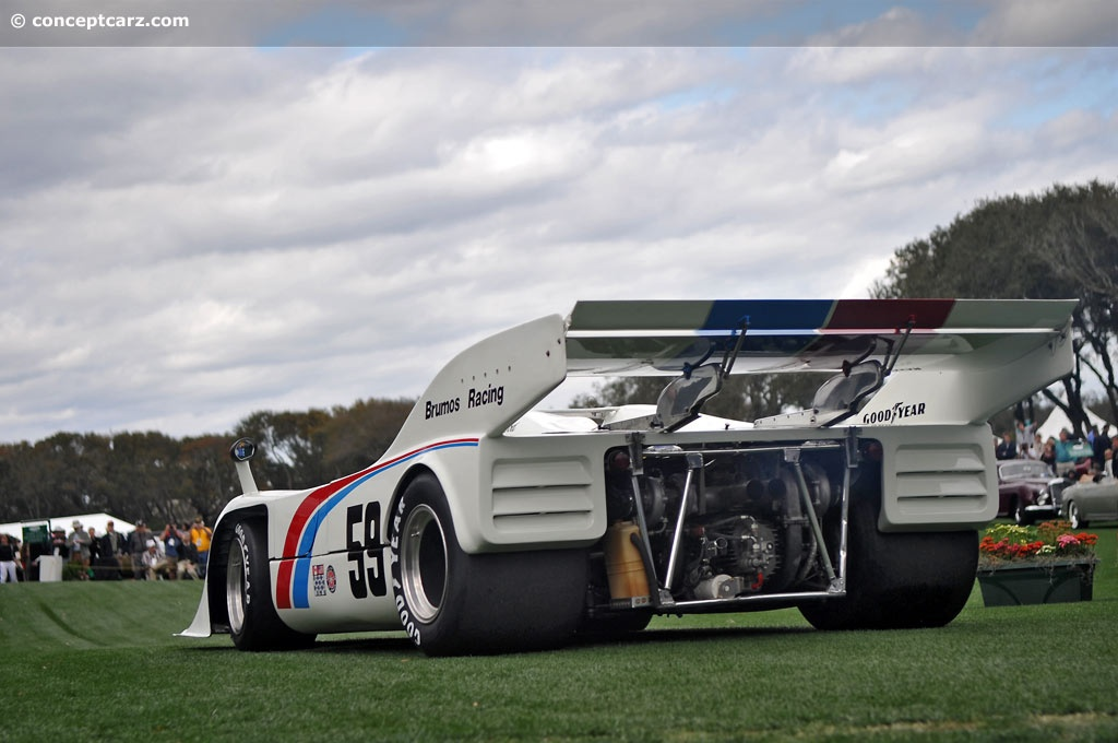 1973 porsche 917 10 image chassis number 007 for Brumos mercedes benz