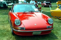 1972 Porsche 911E