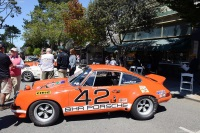 1972 Porsche 911.  Chassis number 911 230 0032