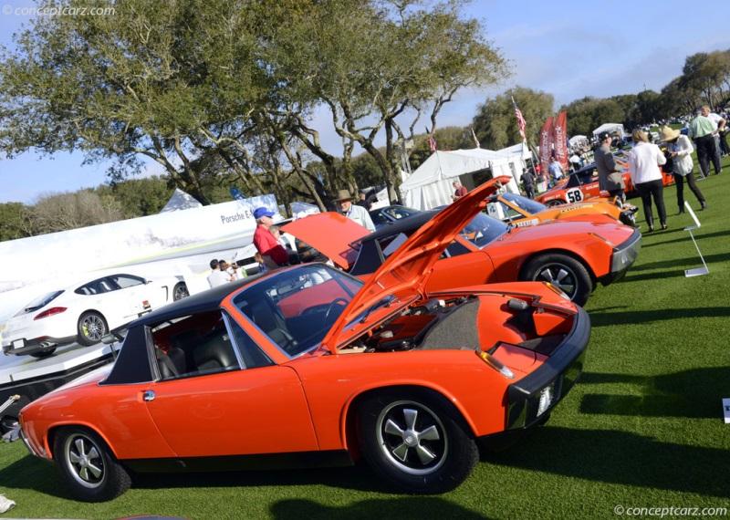 Chis 9140432046. 1972 Porsche 914/6 chis information
