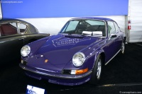 1973 Porsche 911S.  Chassis number 9113300522