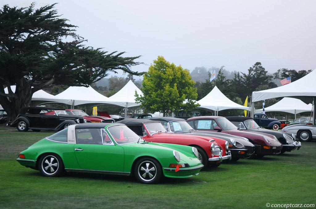 1973 Porsche 911E