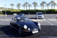 1973 Porsche 911E.  Chassis number 911 321 0566