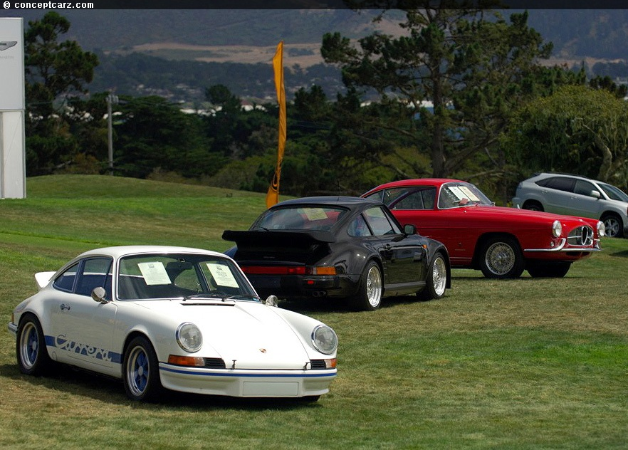 1973 Porsche 911 Rs Carrera Image Chassis Number 360