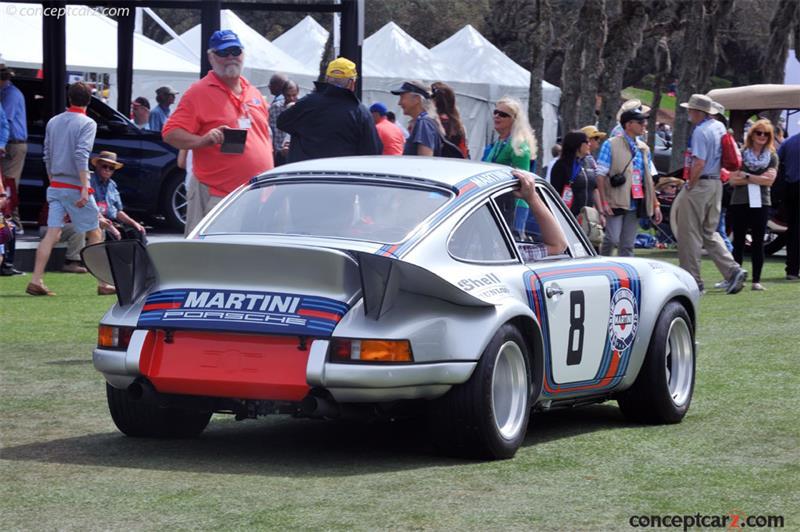 1973 Porsche 911 RSR History, Pictures, Value, Auction Sales ...