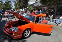 1973 Porsche 911S.  Chassis number 9113300113