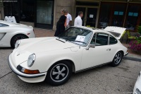 1973 Porsche 911S.  Chassis number 9113300738