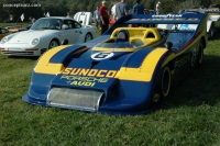 1973 Porsche 917/30.  Chassis number 917/30-004