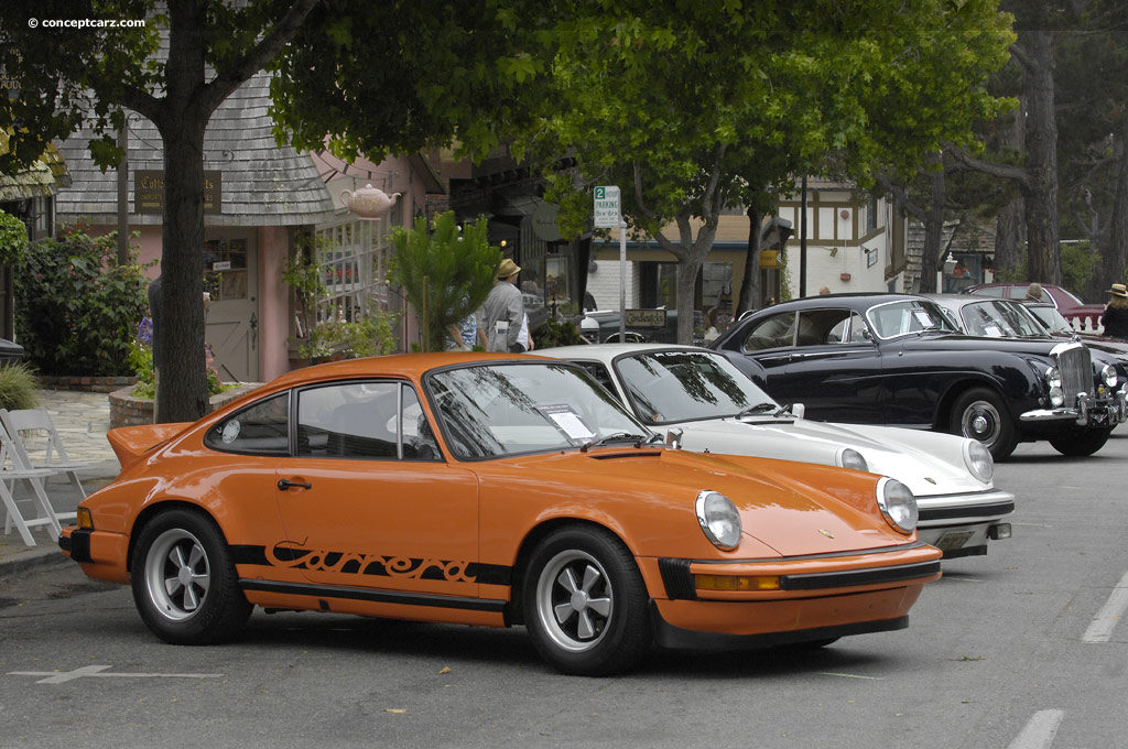 Auction Results and Sales Data for 1974 Porsche 911